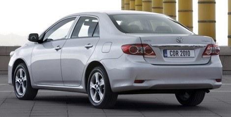 Toyota Corolla Sedán chico4