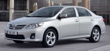 Toyota Corolla Sedán chico5