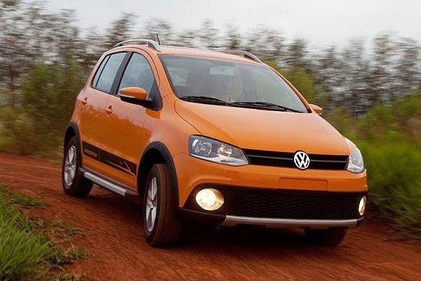 Volkswagen CrossFox 2010, precios, imágenes y videos