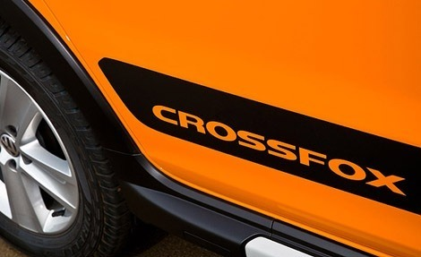 Volkswagen CrossFox 2010 chico1
