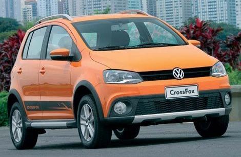 Volkswagen CrossFox 2010 chico3