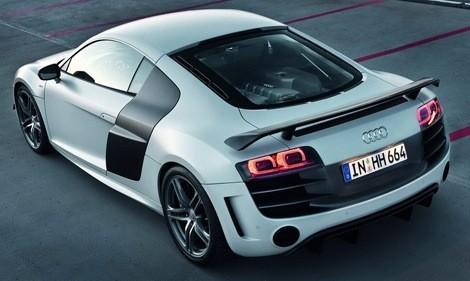 Audi R8 GT chico2