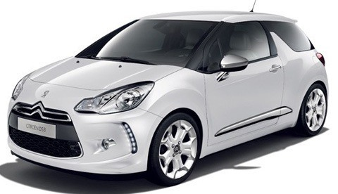 Citroën DS3 Special Edition2