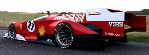 Ferrari Le Mans concept 2012 chico2