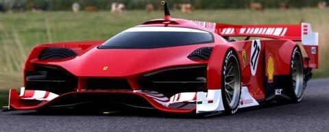 Ferrari Le Mans concept 2012 chico4
