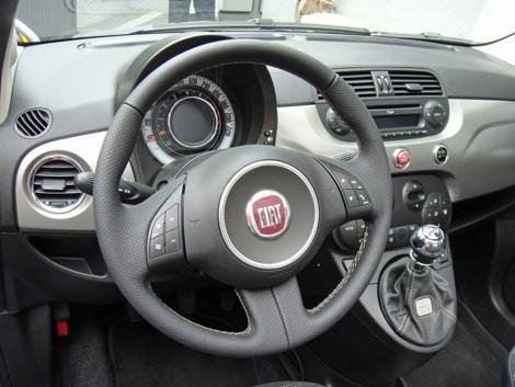Fiat 500C By DIESEL chico1