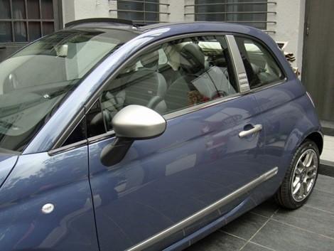 Fiat 500C By DIESEL chico4