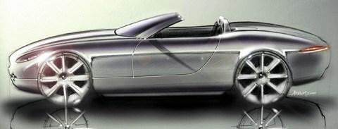 Jaguar f-type boceto01