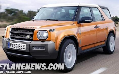 Land Rover Defender 2012 chico1