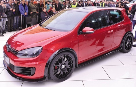 Volkswagen Golf GTI Excessive chico1