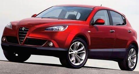 Alfa Romeo compact SUV