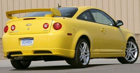 2008 Chevrolet Cobalt SS Coupe