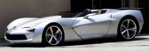 Corvette Stingray Concept Speedster2