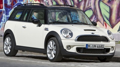 MINI Cooper S Clubman 2011 chico1