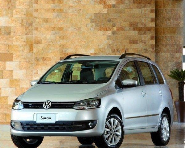 Volkswagen Suran 2011, primeras imágenes oficiales