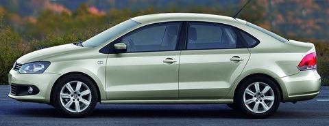 VW Polo Sedán chico5