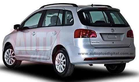 VW Suran1