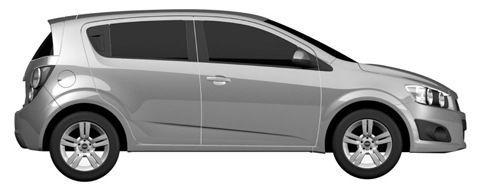 Chevrolet Aveo 2011 chico3