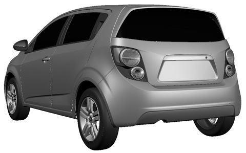 Chevrolet Aveo 2011 chico4