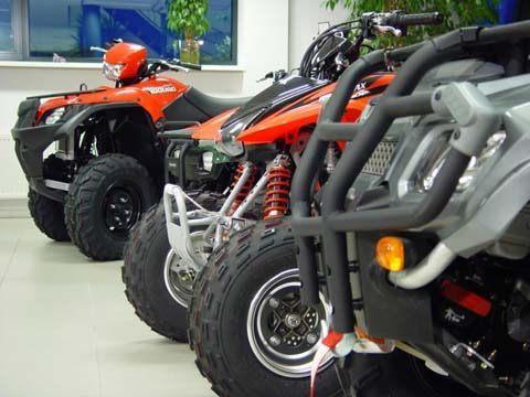 Quads-ATV