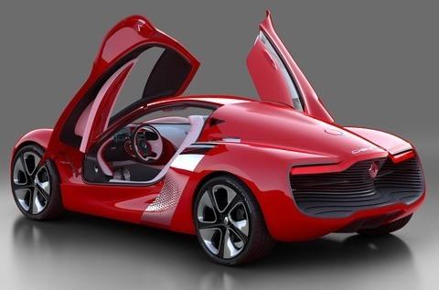 Renault DeZir chico5