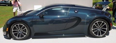 Bugatti Veyron Super Sport chico2