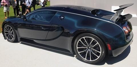 Bugatti Veyron Super Sport chico3