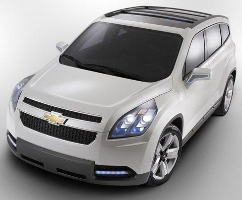 Chevrolet Orlando Concept1