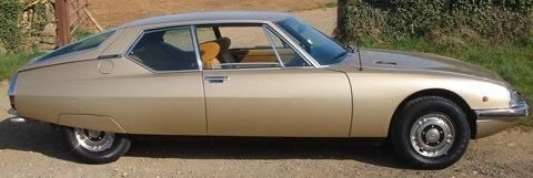 Citroen SM 1972 1