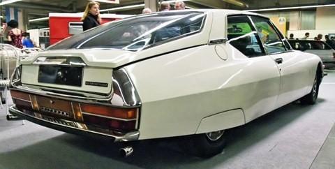 Citroen SM 1972 2