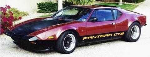 De Tomaso Pantera GTS 1973 01