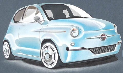 Fiat 600, di Maurizio Marangoni 1