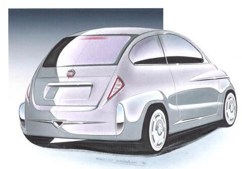 Fiat 600, di Maurizio Marangoni 3