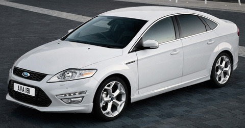 Ford Mondeo 2011 1