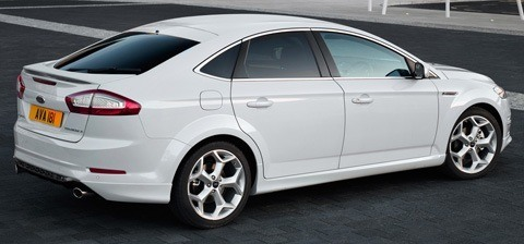 Ford Mondeo 2011 2