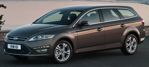 Ford Mondeo 2011 5