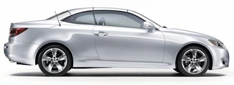 Lexus ISC 250 2011 chico