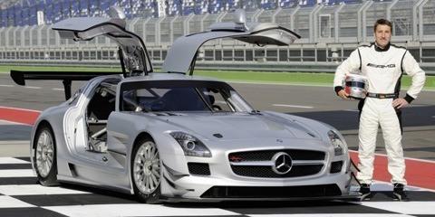 Mercedes SLS AMG GT3 chico4
