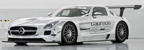 Mercedes SLS AMG GT3 chico6