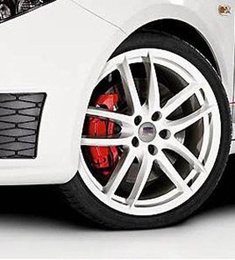 SEAT León Cupra R310 White Edition3