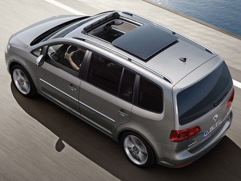 Volkswagen Touran 2011 4