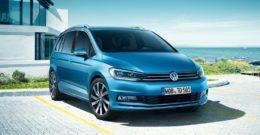 Volkswagen Touran 2018: precio, ficha técnica y fotos