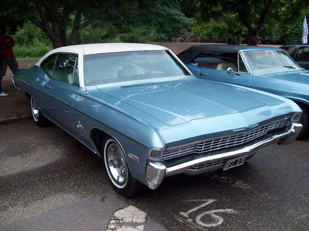 1968 chevrolet impala fastback for sale autos post. Black Bedroom Furniture Sets. Home Design Ideas