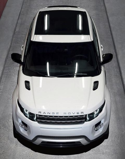 RangeRoverEvoquechico2 - Land Rover Ranger ..