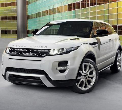 RangeRoverEvoquechico4 - Land Rover Ranger ..
