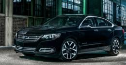 Chevrolet Impala 2019: precio, ficha técnica y fotos