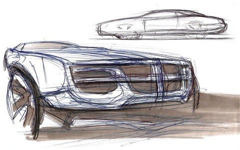 Christian Palladino - Proyecto Dodge GTX RT10-bocetos01