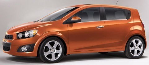 Chevrolet Sonic Hatchback 2012-chico02