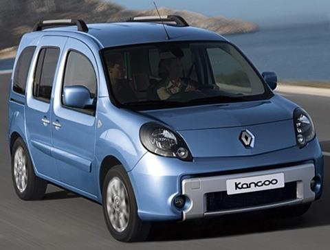 Renault Kangoo Generation 2011-01