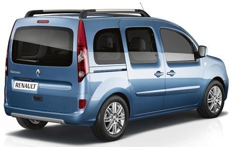 Renault Kangoo Generation 2011-02